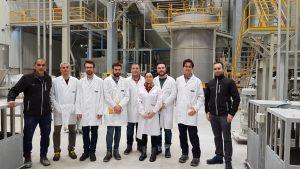 Grupo Euroatomizado participa en el proyecto Digital Twins