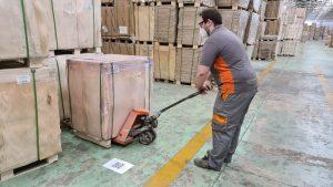 ARPicking, una innovadora solución de asistencia al Picking mediante Realidad Aumentada para el sector logístico