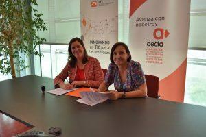 ITI firma un convenio con la Asociación de Empresas de Consultoría Terciario Avanzado Comunidad Valenciana (AECTA)
