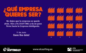ITI reunirá a las principales empresas de la Comunitat Valencia en la 5ª Edición del congreso nacional de software, VLCSOFTING