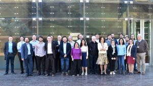 Última reunión previa al Final review del proyecto BEinCPPS.