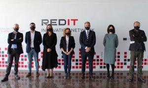 València Activa visita REDIT y Data Room by ITI