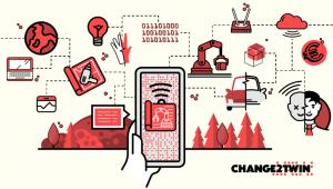 ITI homologado como proveedor de Change2Twin, el proyecto que permitirá implementar la tecnología de Gemelos Digitales en Pymes