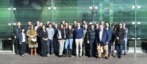 ITI acoge la reunión de lanzamiento del proyecto Dataports: una plataforma de datos para los puertos cognitivos del futuro