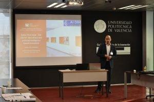ITI acoge la reunión de trabajo de AI Digital Innovation Hubs network (AI DIH)