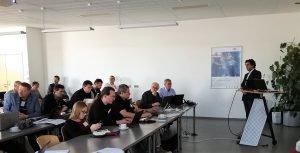 Se presentan en Viena los avances realizados por ITI en el proyecto europeo Aquas