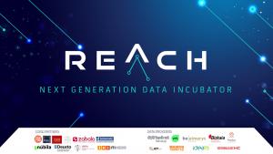Incubadora REACH: Una nueva generación de incubadora para startups y PYMES europeas enfocadas en soluciones Big Data
