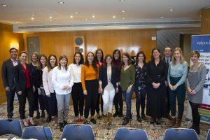 ITI participa en los Desayunos de Valencia Plaza hablando del papel de la mujer en el mundo de las tecnologías