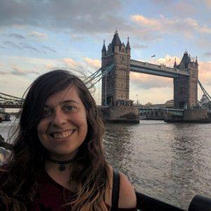 Natalia Cervelló, desarrolladora web. Un espejo donde mirarse