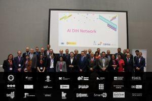 Data Cycle Hub finalista en el Champion Challenge Digital Innovation Hub otorgado por la Comisión Europea