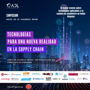 Adela Ruiz participa en el primer encuentro de especialistas sobre tecnologías logísticas.