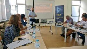 El proyecto Calzatic celebra su tercera mesa redonda con la participación de ITI.