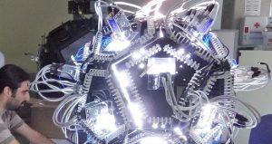 Proyecto TALENT, inspección industrial en 3D