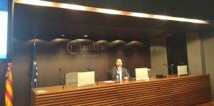 ITI participa en la jornada Oportunidades de financiación europea en proyectos TIC organizada por la Diputación de Alicante.
