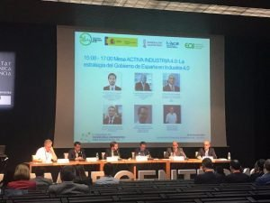 La Ciudad Politécnica de la innovación acogió el II Foro emergentes: Meet the Players