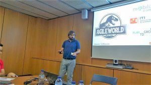 Maximiliano Mannise en AGILE WORLD. Scrum, Management y Business Simulation de Mobiliza Academy
