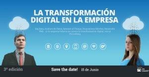 La III Edición de VLCSOFTING girará en torno a la Transformación Digital en la Empresa